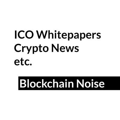 Blockchain Noise