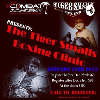 Tiger Smalls Boxing Clinic