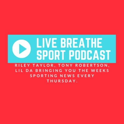 Live Breathe Sport Podcast
