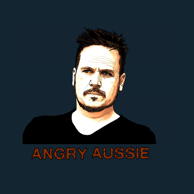 AngryAussie Podcast