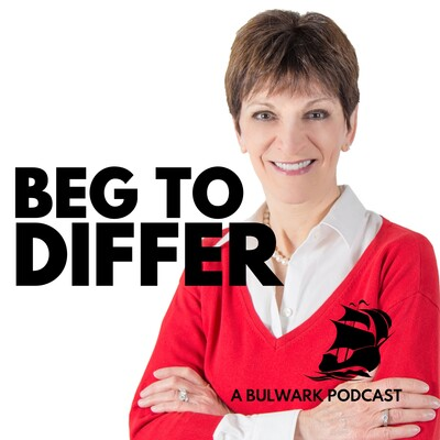 Beg to Differ with Mona Charen
