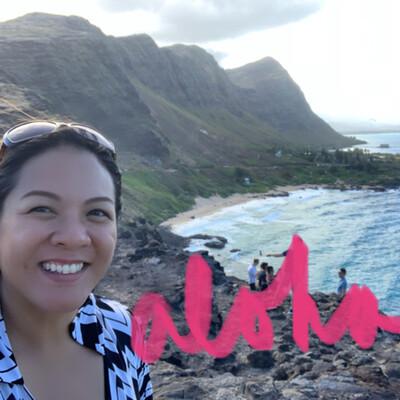 Finding Aloha with Annalisa Burgos