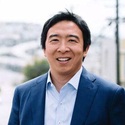 Andrew Yang 100%