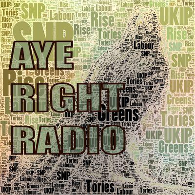 Aye Right Radio Podcast