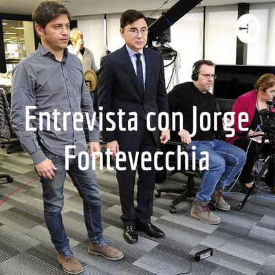 Entrevista con Jorge Fontevecchia