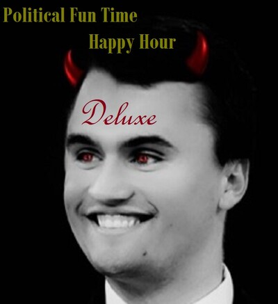Political Fun Time Happy Hour Deluxe