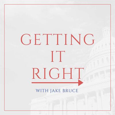 Getting it Right with Jake Bruce