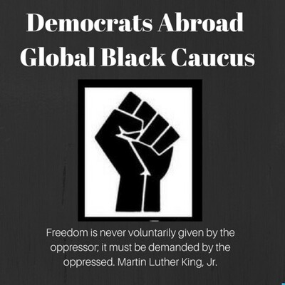 Global Black Caucus Power to the People Podcast