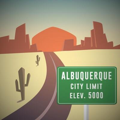 Take A Left At Albuquerque