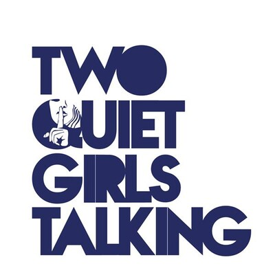 Two Quiet Girls Talking