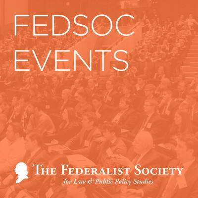 FedSoc Events