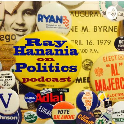 Ray Hanania on Politics, Media & Life
