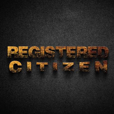 Registered Citizen