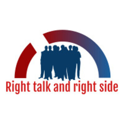 Right talk and right side