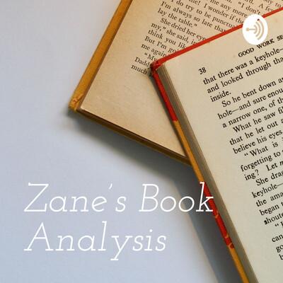 Zane's Book Analysis