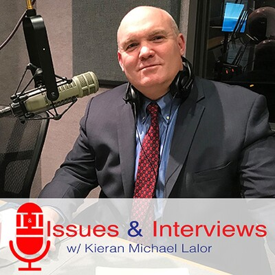 Issues & Interviews w/ Kieran Michael Lalor
