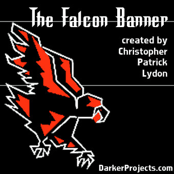 Darker Projects: The Falcon Banner