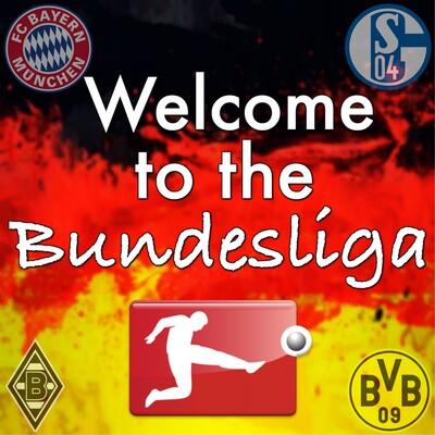 Welcome to the Bundesliga