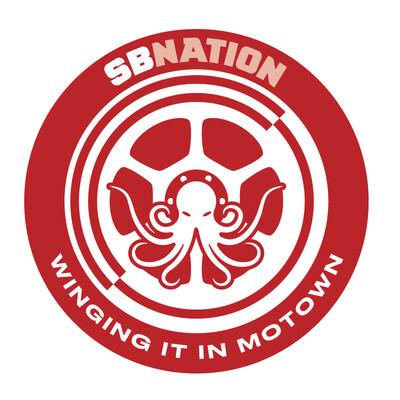 Winging It In Motown: for Detroit Red Wings fans