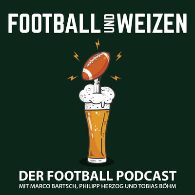 Football und Weizen