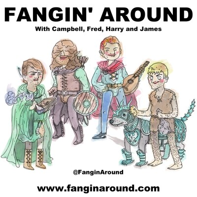 Fangin' Around: From Perth, Australia