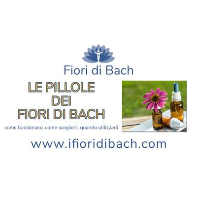 Fiori di Bach in pillole