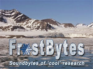 FrostBytes: Soundbytes of Cool Research