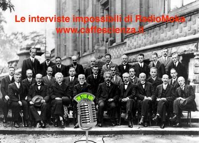 Caffè-Scienza Firenze: Interviste Impossibili
