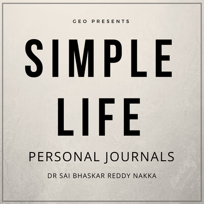 Simple Life Personal Journals