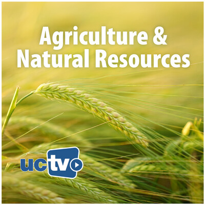 Agriculture and Natural Resources (Audio)