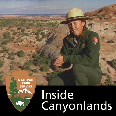 Inside Canyonlands