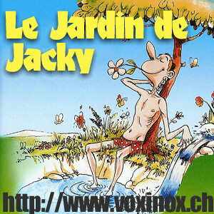Le Jardin de Jacky, le Podcast de Jean-Jacques Descamps