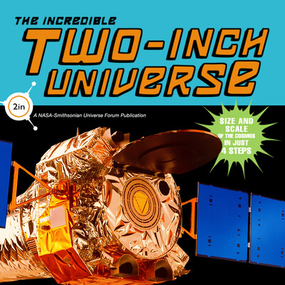NASA's The Incredible Two-Inch Universe Activity (Audio & ASL)