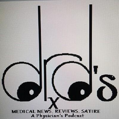 D's Threes: Medical News. Reviews. Satire.