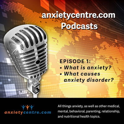 Anxietycentre.com Podcasts