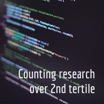 Counting research podcast