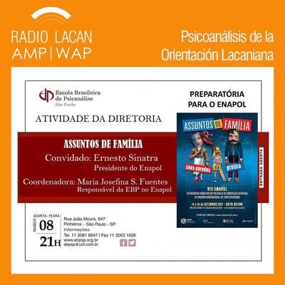 Actividad preparatoria para el VIII ENAPOL en San Pablo: Asuntos de Familia. Conferencia: ¿Cuál es el lugar de la familia hoy?