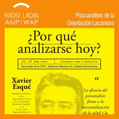 Conferencia Pública en la Universidad Nacional de Córdoba, Argentina: ¿Por qué analizarse hoy?