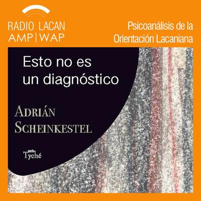 """Entrevista a Adrián Scheinkestel sobre su libro """"Esto no es un diagnóstico"""""""