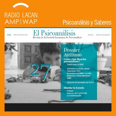 Entrevista a Andrés Borderías: La digitalización de la Revista El Psicoanálisis