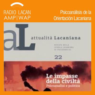 Entrevista a Giuliana Zani acerca del nuevo número de la revista Attualità Lacaniana