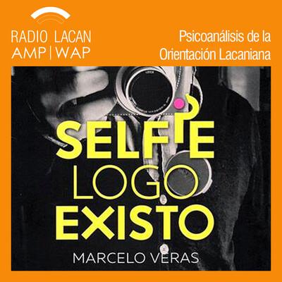 "Entrevista a Marcelo Veras sobre su libro ""Selfie, luego existo""."