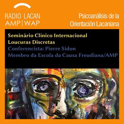 """Entrevista a Pierre Sidon, a propósito de su conferencia """"Locuras Discretas"""" en la Universidad Federal del Espirito Santo, Brasil."""