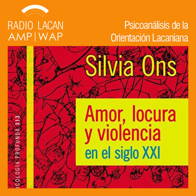 Entrevista a Silvia Ons sobre su libro Amor, locura y violencia en el Siglo XXI