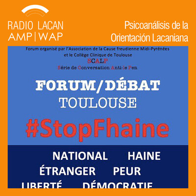 Foro SCALP #StopFhaine Toulouse