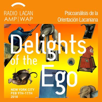 Hacia los Clinical Study Days 11: Las delicias del Ego, Conferencia de Domenico Cosenza: El Ego en la Anorexia, Egosintonia, Narcisismo y Nominacion imaginaria