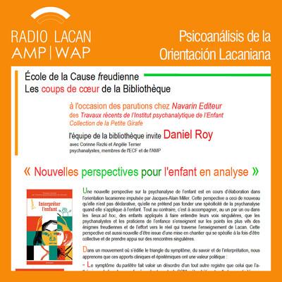 Noche de la Biblioteca de la ECF: Las nuevas perspectivas para el niño en análisis