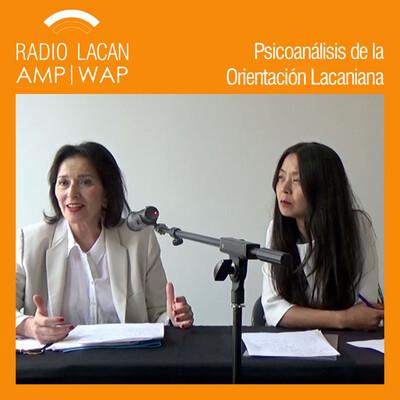 Presentación del tema del próximo Congreso de la NLS en París. Conversación con Lilia Mahjoub en el Kring Voor Psychoanalyse de la NLS
