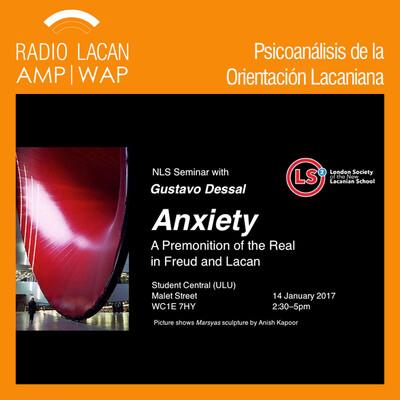 Seminario de la NLS en Londres: Angustia: Una Premonición de lo Real