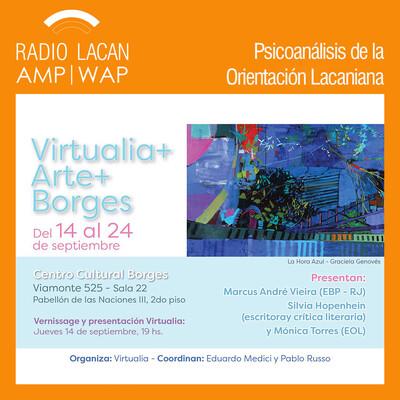 Virtualia en el Centro Cultural Borges. Entrevista a Pablo Russo director de la revista digital de la EOL-Virtualia.